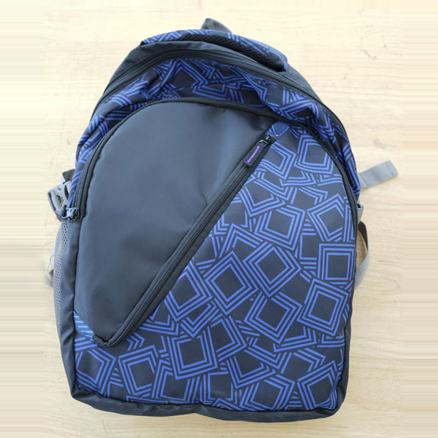 Waste Recycled Products – RECYCLED PET LAPTOP BACKPACK
