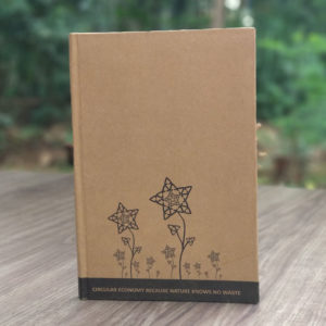 Waste Recycled Products – HARDBOUND DIARY A5 150 PAGES