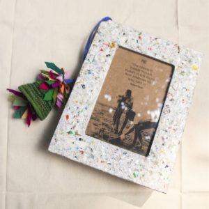 Waste Recycled Products – ECO BOARDS PHOTO-FRAME (REPROCESSED)