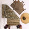 Waste Recycled Products – UPCYCLED PATCHWORK TABLE RUNNER