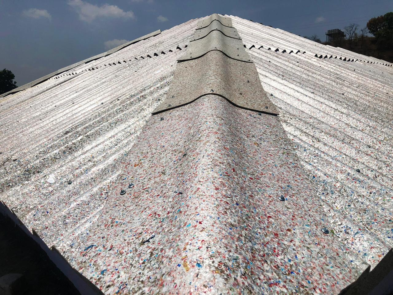 Waste Recycled Products – ECO-BOARD RIDGES