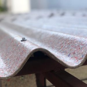 Waste Recycled Products – CORRUGATED ROOFING SHEETS