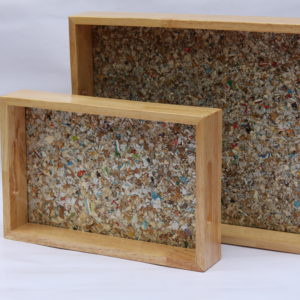 Waste Recycled Products – ECO-BOARD TRAY SMALL